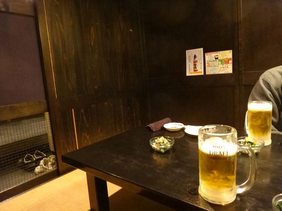 株式会社日食 うまいもの屋敷 忍者でらっくす 福井県福井市順化1-17-20 アミール片町 1F