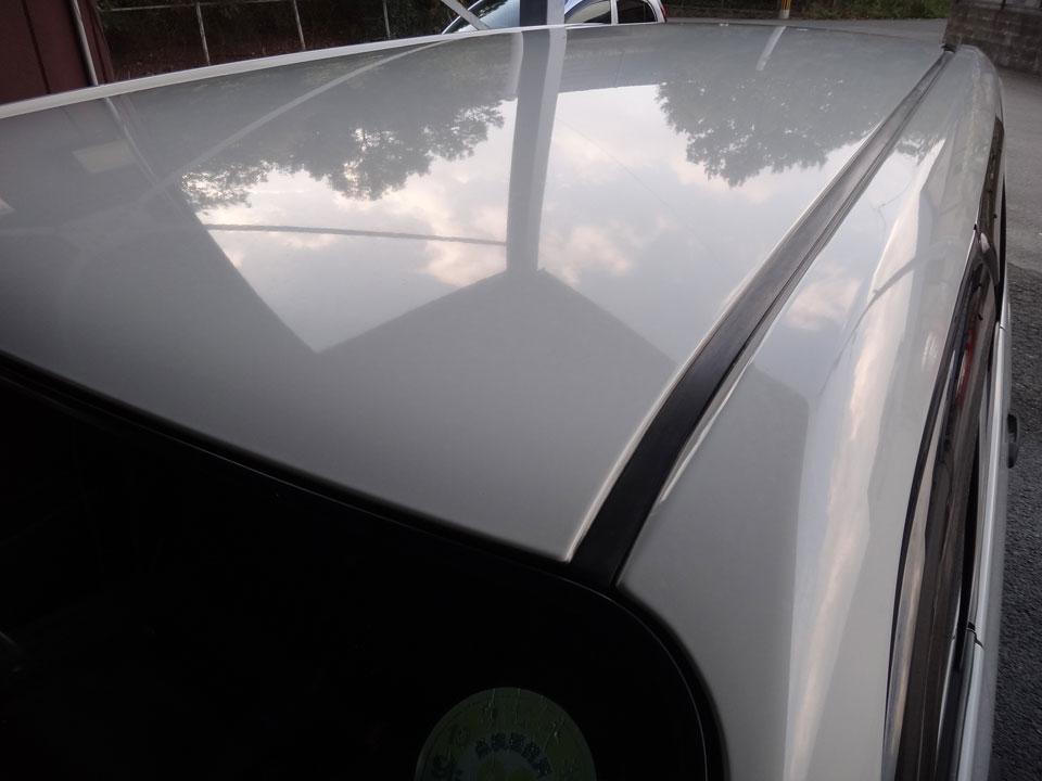 株式会社日食 トヨタ プロボックス 洗車 イオンシャンプー Gモード