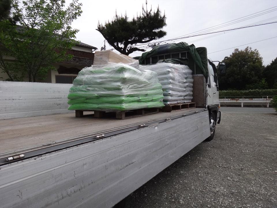 株式会社日食 熊本県八代市昭和同仁町 熊本農業資材㈱ 土壌改良剤てんてん 酵素ハイパワー