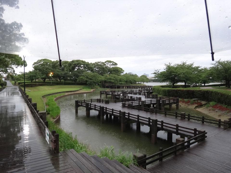 株式会社日食 駕与丁公園(かよいちょうこうえん) 福岡県粕屋郡 粕屋町 八つ橋