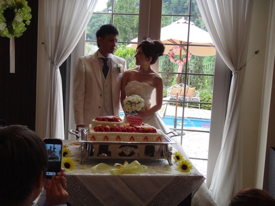 株式会社日食 結婚披露宴