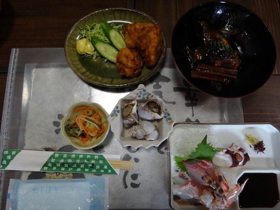 株式会社日食 今日のお昼ごはん 熊本県 熊本市画図町大字下無田 天然地魚料理 炉ばた料理 汀 浜線バイパス
