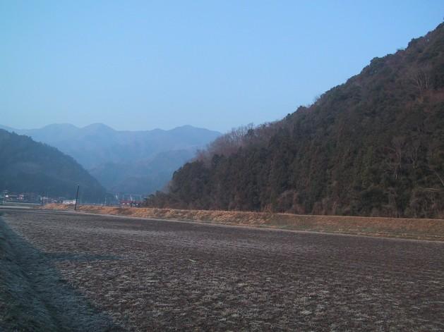 吉賀町の朝 | 日食の棚田米 | 安心・安全・無農薬の美味しいお米