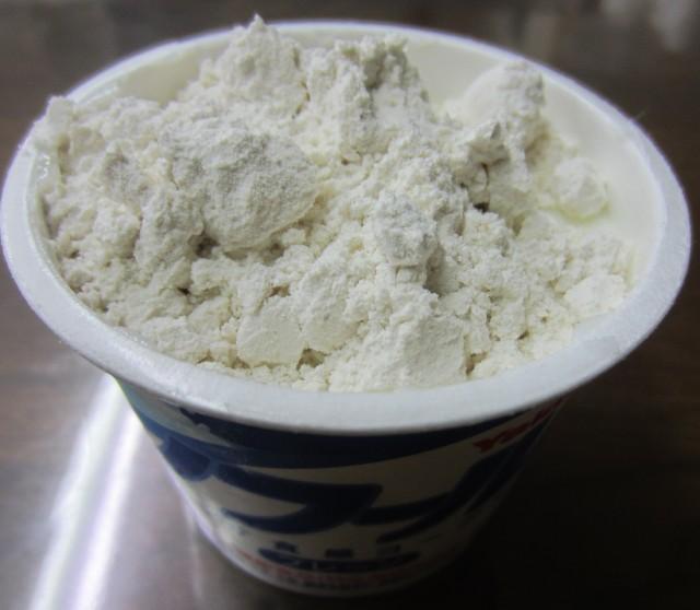 コメショウ 玄米粉 ヨーグルト