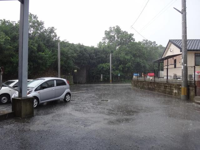 コメショウ 大雨