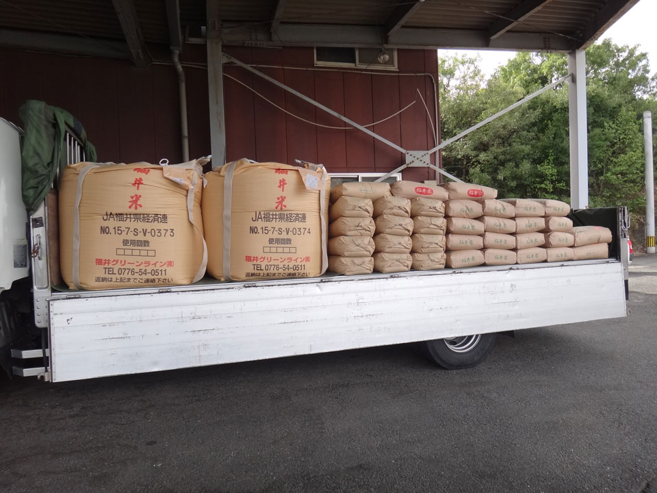 株式会社日食 JA花咲ふくい 特別栽培米 コシヒカリ あきさかり