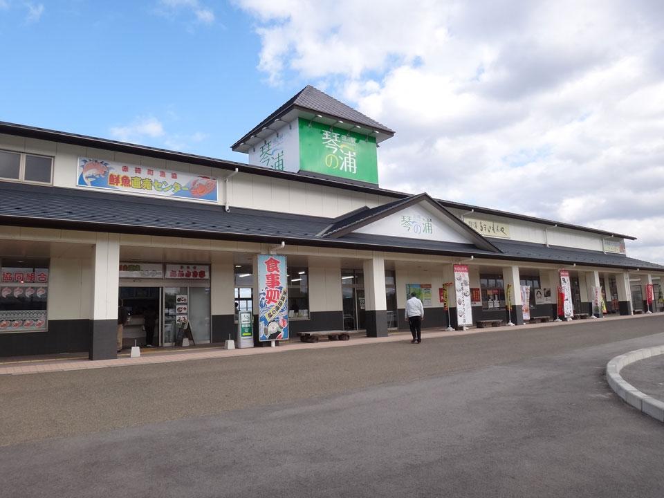 株式会社日食 今日のお昼ごはん 山陰道 琴浦PA 鳥取県東伯郡琴浦町 物産館ことうら