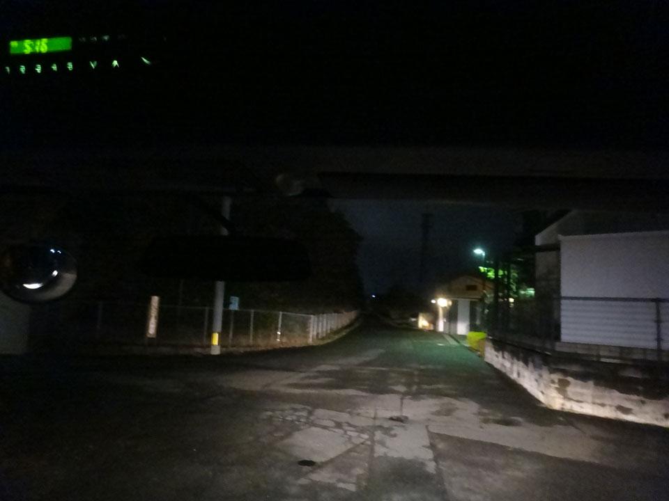 株式会社日食 福井県坂井市へ 早出