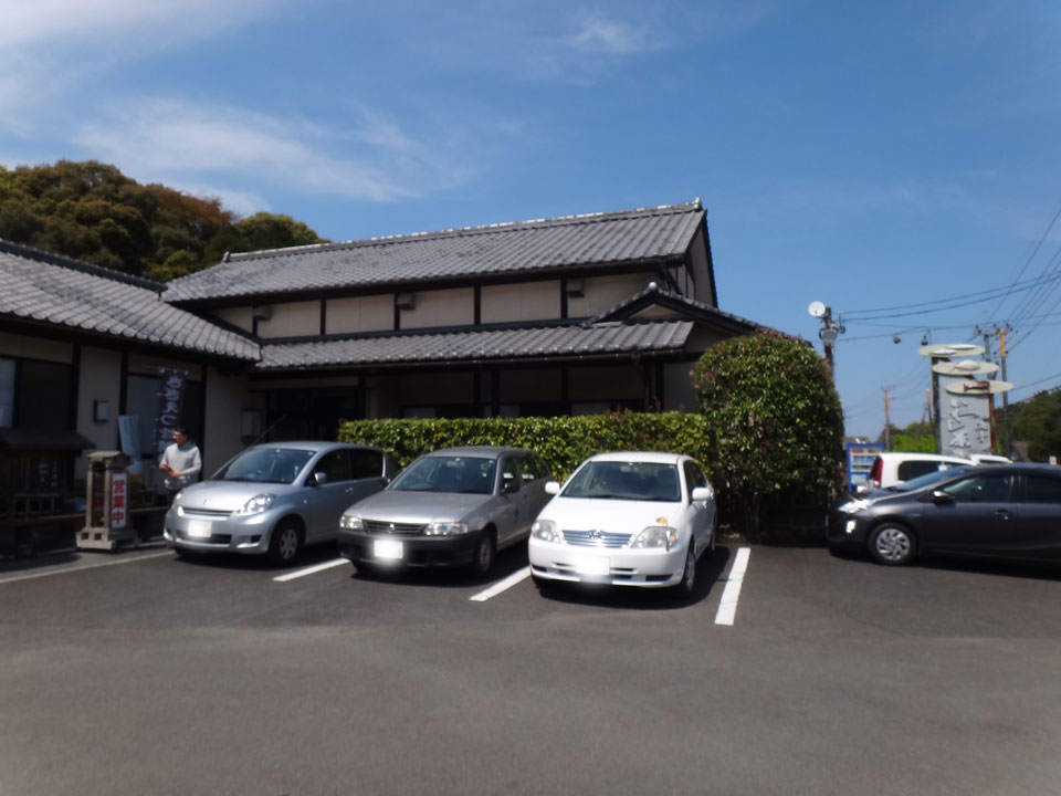 株式会社日食 今日のお昼ごはん 漁亭いわし茶屋 鹿児島県出水市武本