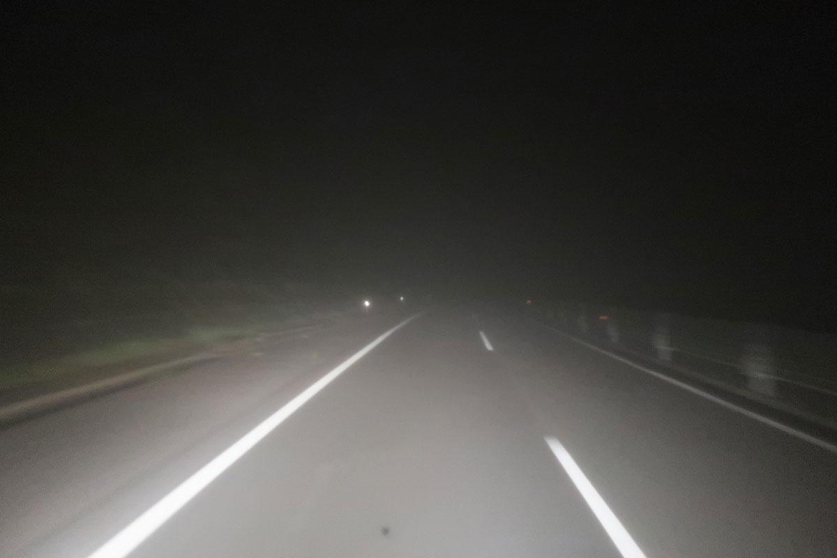 株式会社日食 濃霧注意報 九州道 溝辺鹿児島空港IC えびのIC