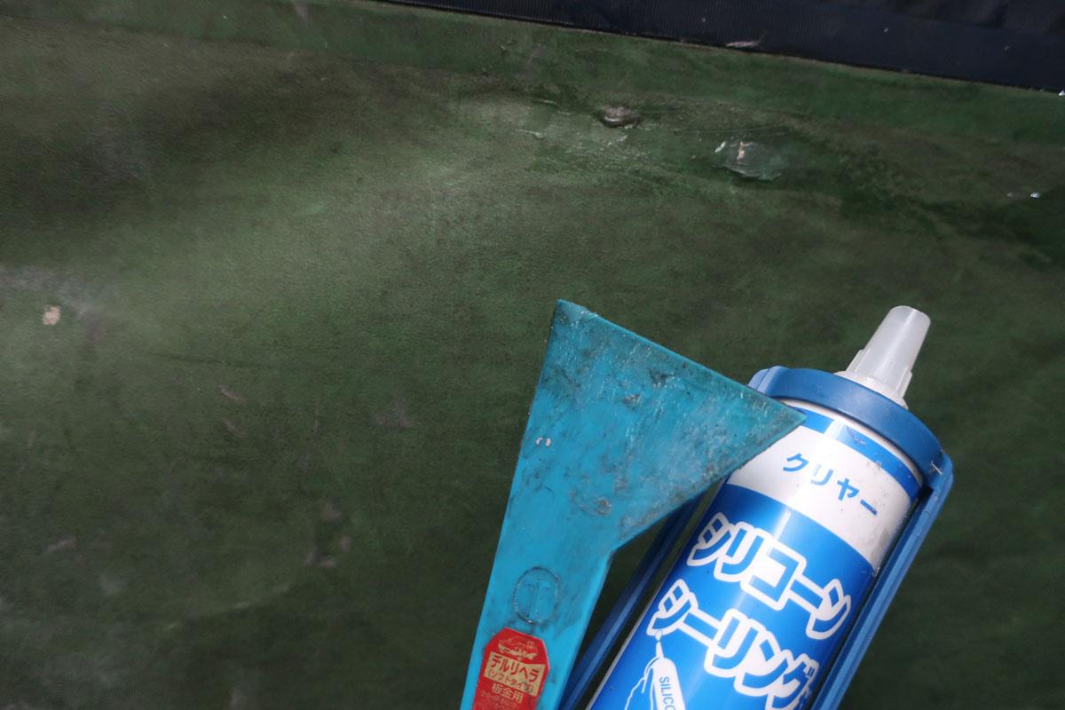 株式会社日食 シリコンシーリング材 塗料用シンナー トラックシート補修 防水