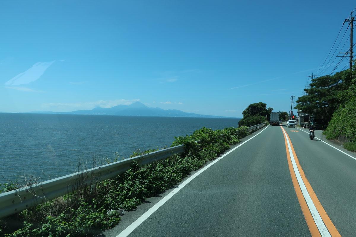 株式会社日食 国道501号線 熊本県熊本市西区河内町 有明海