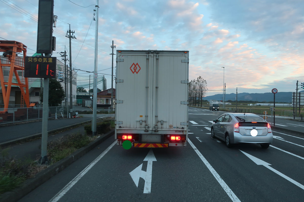 株式会社日食 国道8号線 福井県福井市 気温11℃